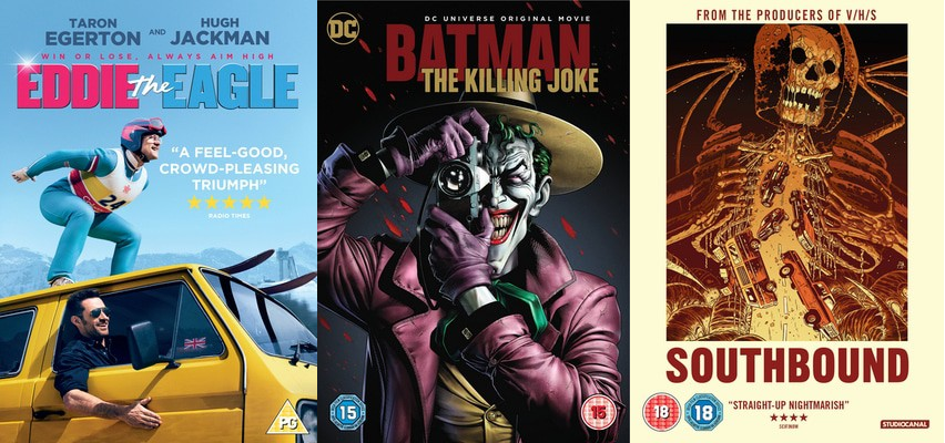 New DVD Releases 8th August
