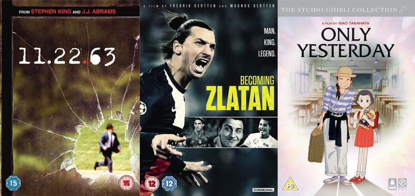 New DVD Releases | Latest DVD Release dates