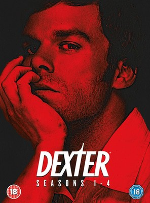 Dexter Seasons 1 - 4
