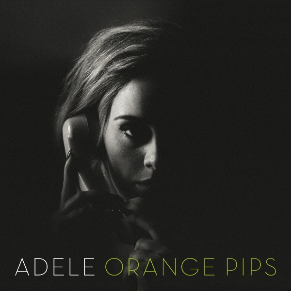Hello by Adele tastes like orange pips!