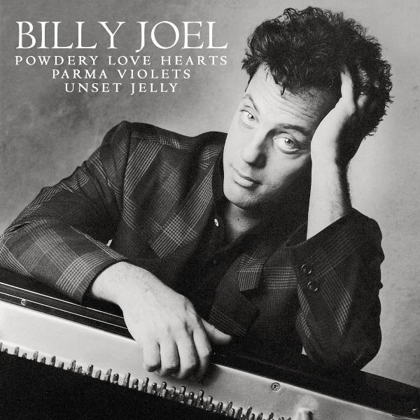 Greatest Hits by Billy Joel tastes like powdery love hearts!