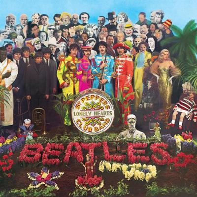 Sgt Pepper - The Beatles